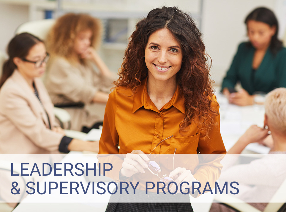 Leadership and Supervisory Programs
