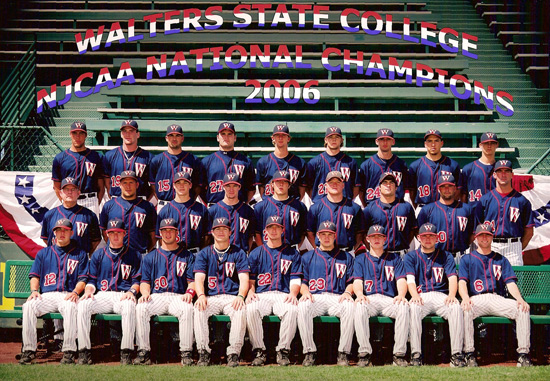 2006 World Series Team