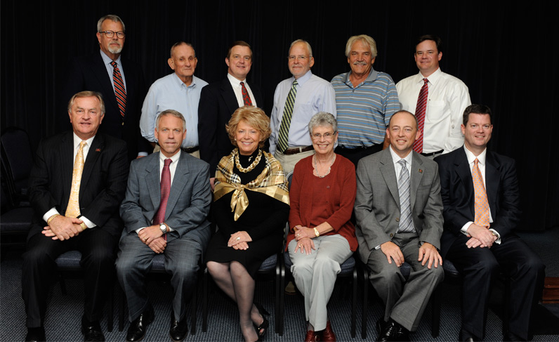 Board of Trustees - Executive Committee 2012-2013