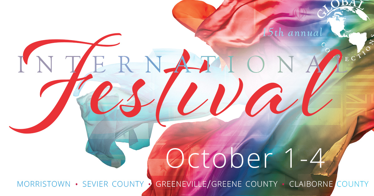15th Annual International Festival is October 1-4