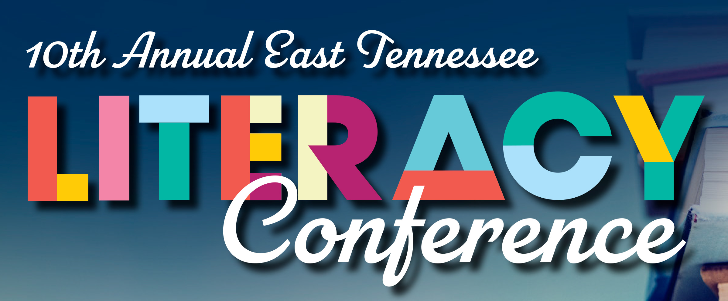 East Tennessee Literacy Conference