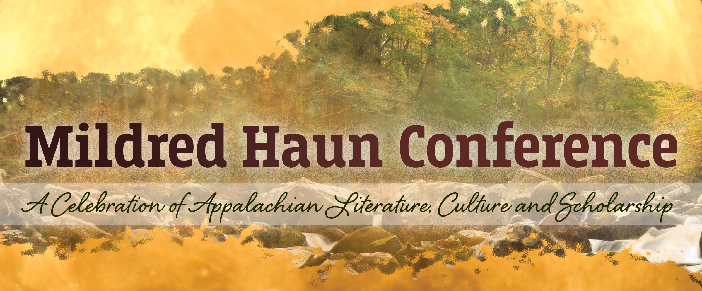 Mildred Haun Conference