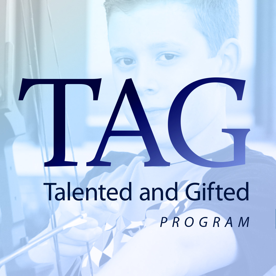 TAG Talented and Gifted Program
