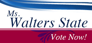 Ms. Walters State - vote now!