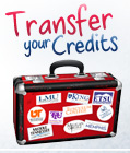 transfer your credits